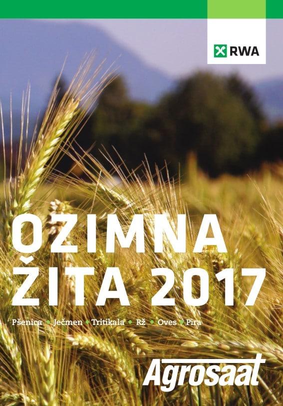 Ozimna žita 2017