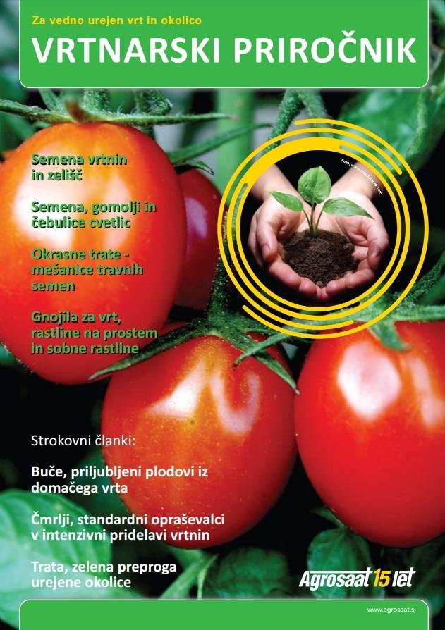 Vrtnarski priročnik 2010