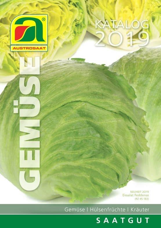 Austrosaat Gemuse Katalog 2019