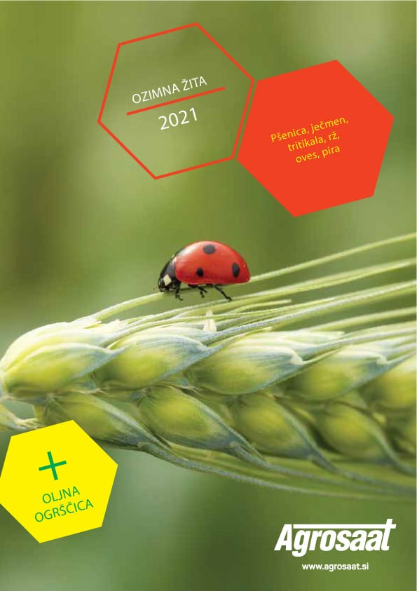 Priročnik ozimna žita in oljna ogrščica 2021